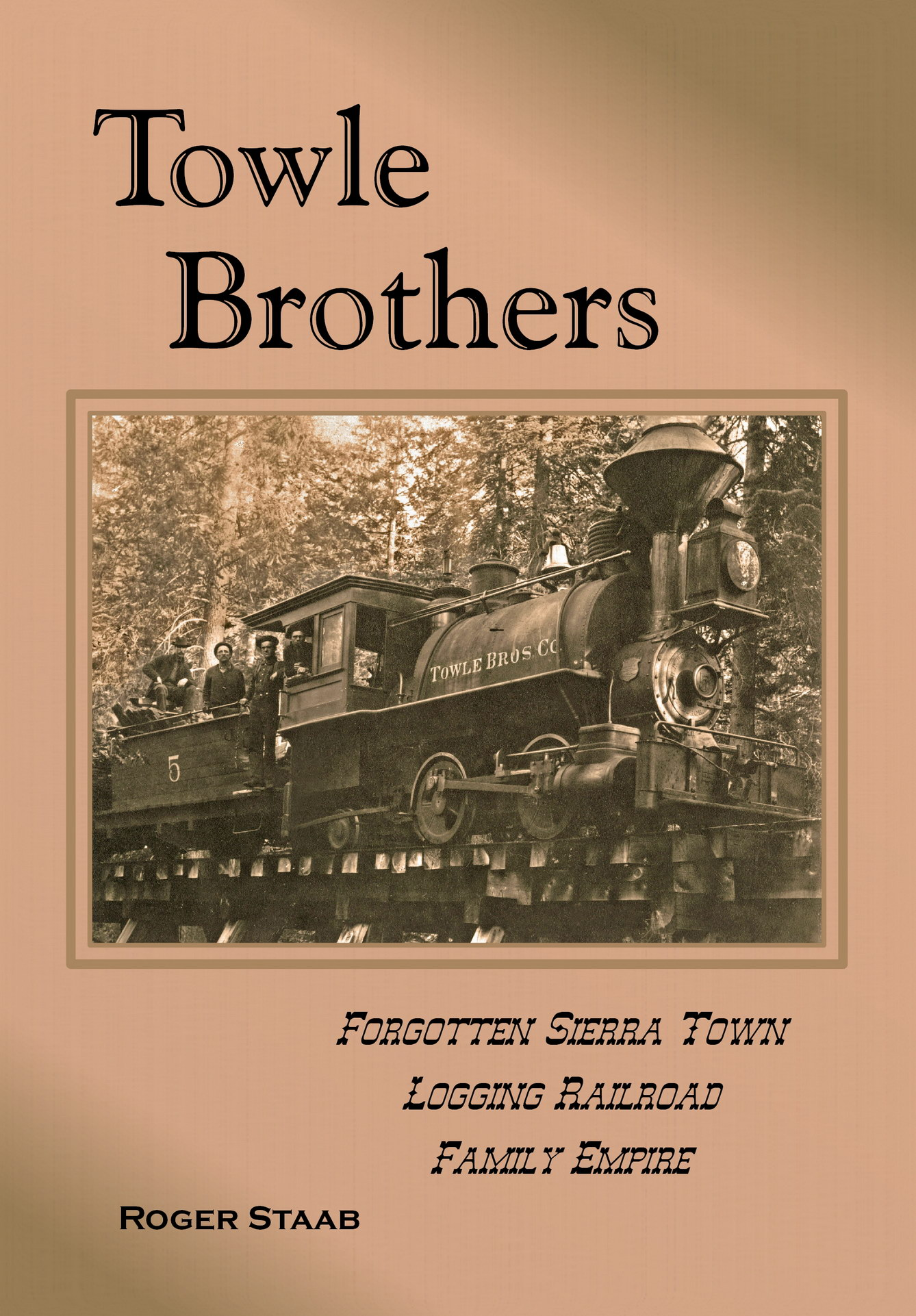 Towle Brothers Book