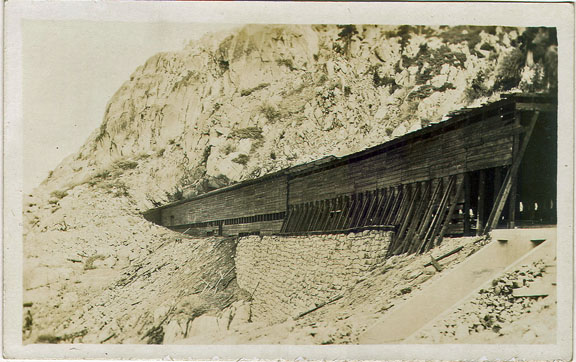 Snowsheds-ChinaWall-Postcard-JimWood-a-6x4x96